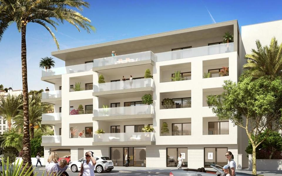 projet immobilier neuf Corse du Sud