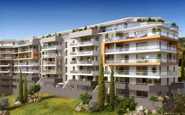 Programme Immobilier Neuf Ajaccio LE GENOVESE