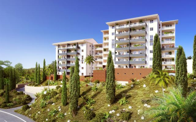 A vendre appartement de type f2 for Appartement f2 neuf