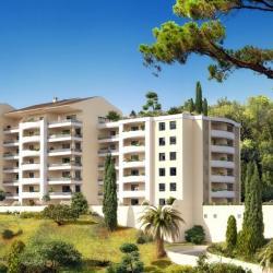 Visuel Immeuble T3, Programme neuf standing, route des Sanguinaires, Ajaccio, Corse