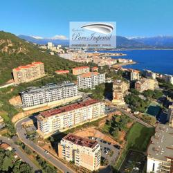 Localisation géographique T2, Programme neuf, Ajaccio, En Corse, Sanguinaires