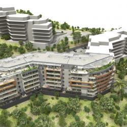 Plan Ensemble Programme Immobilier Neuf Ajaccio LE GENOVESE