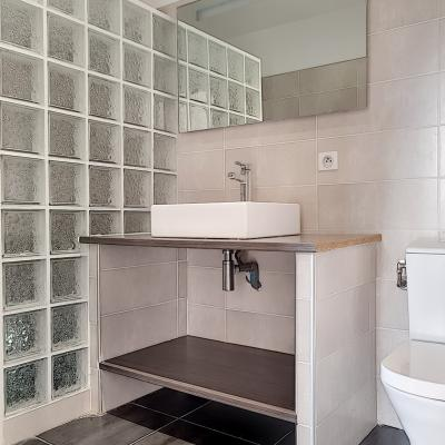 a louer villa afa F4  salle de bains
