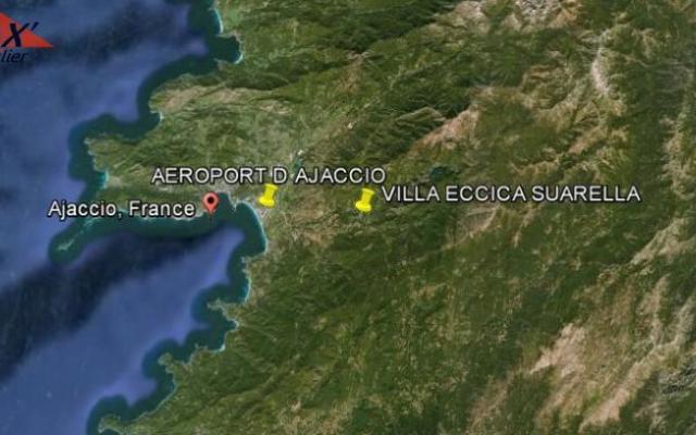 CORSE AJACCIO A LOUER LOCATION ESTIVALE MAISON