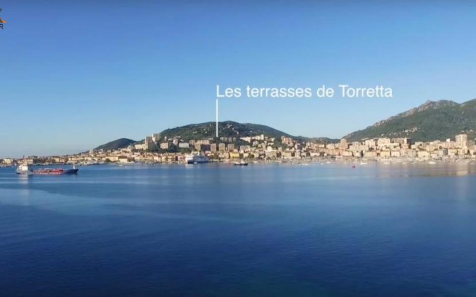 Les terrasses de Torretta 1