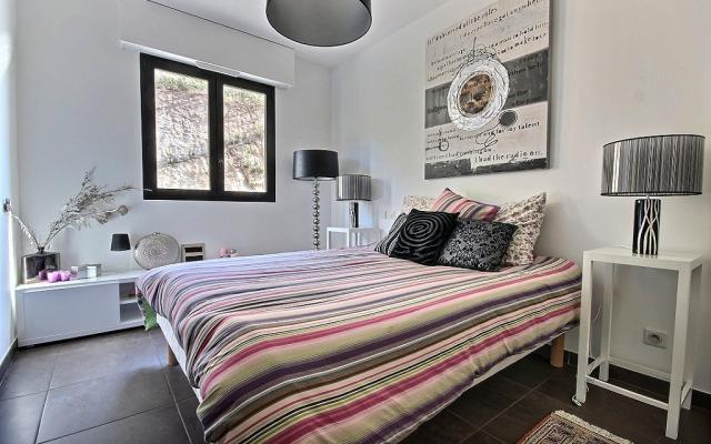 Chambre, Appartement F4 à vendre, Sanguinaires, Ajaccio
