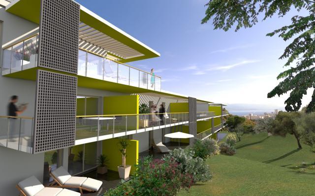 Appartements F4 neufs à vendre, programme neuf San Biaggiu à Ajaccio