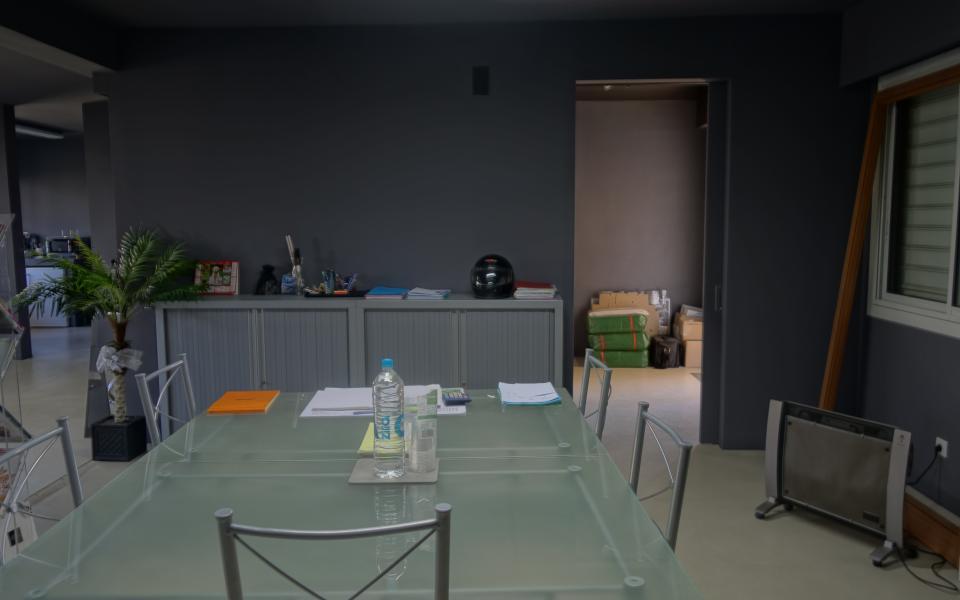 LOCAL AJACCIO réception suite