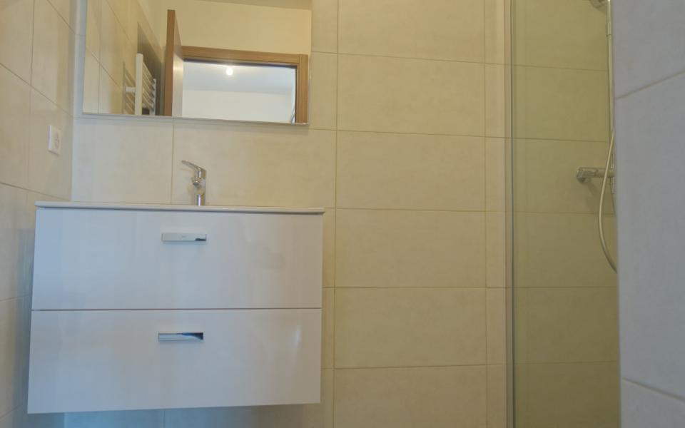a louer f3 palmeraie salle de douche