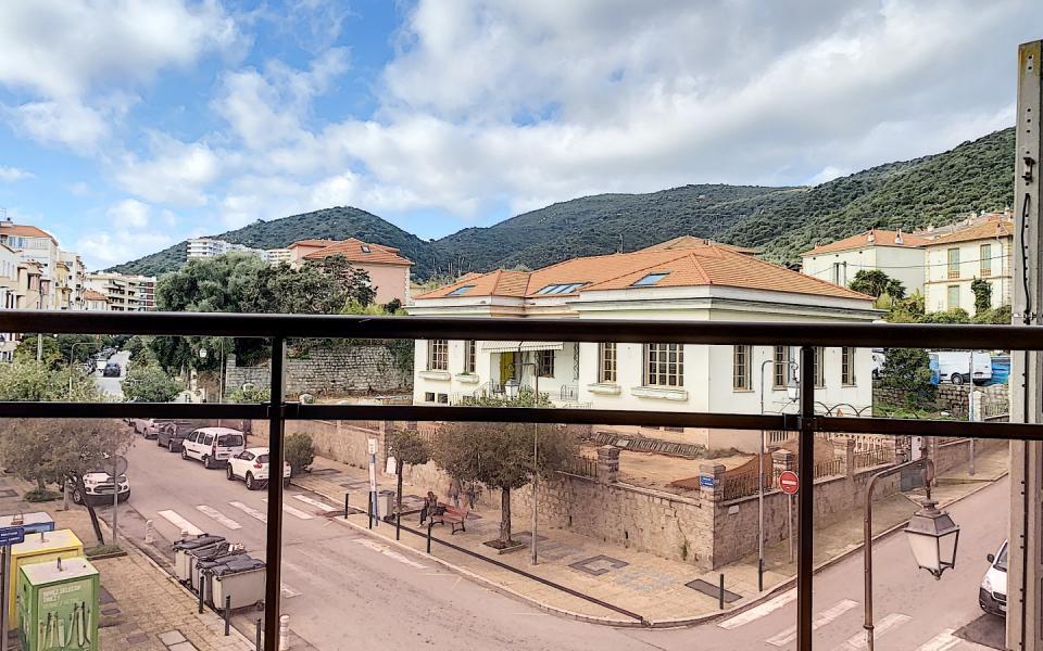 F3 Quartier des étrangers Ajaccio - Terrasse