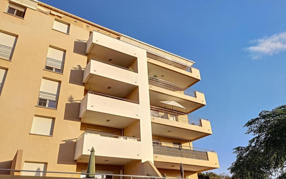 F3 à louer le Belvedere Vazzio immeuble