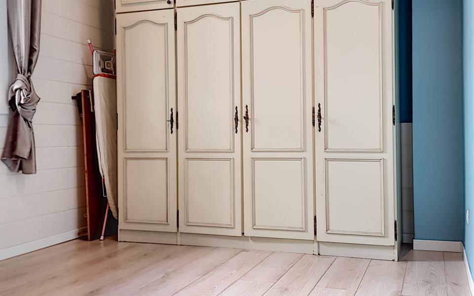 F3 meublé rue des Pommiers chambre placards