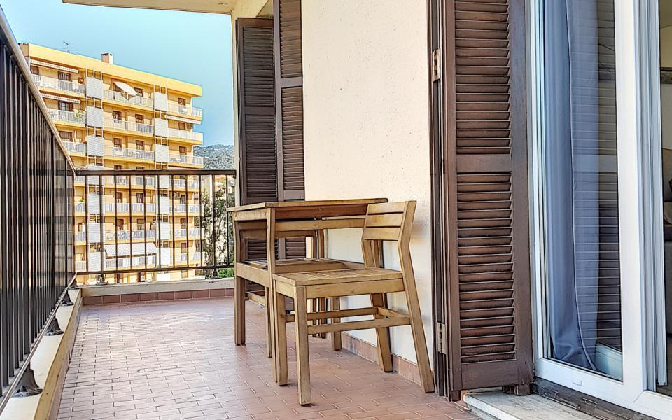 F3 à louer le Sagone Pietralba terrasse