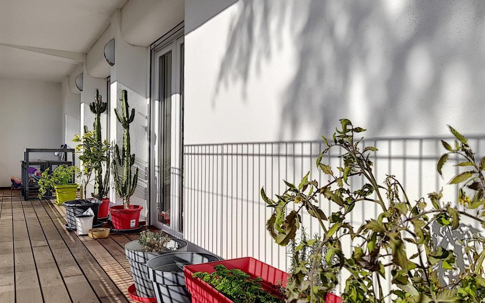 A louer F4 PARC BERTHAULT terrasse