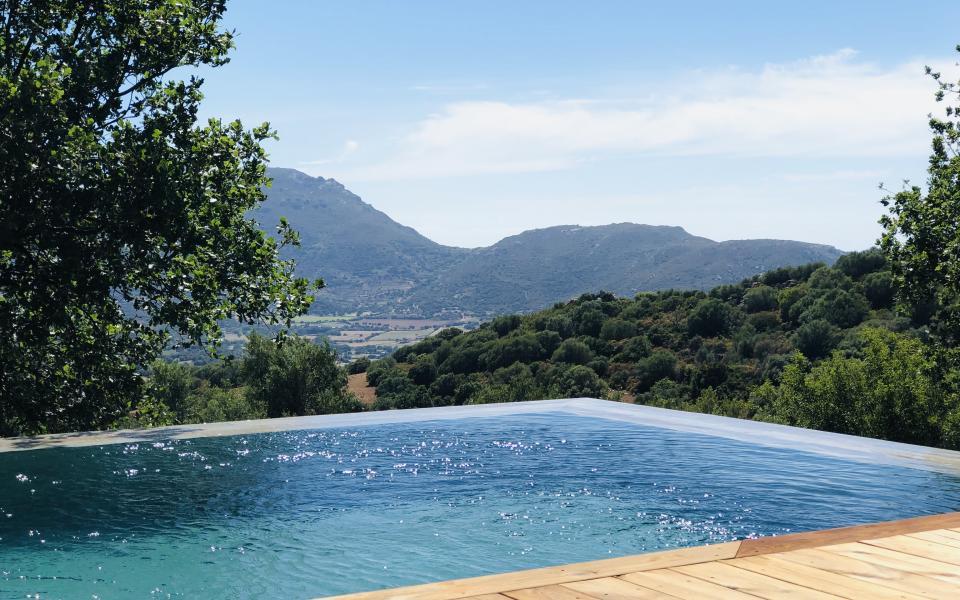 Idée WEEK-END en Corse & sans voisins !