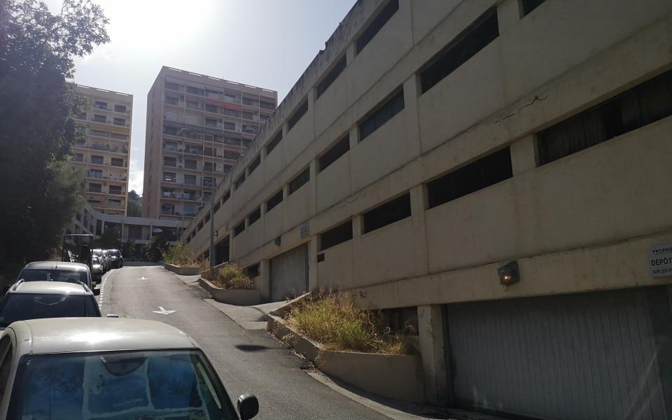 A louer garage secteur rue Comte Bacchiochi