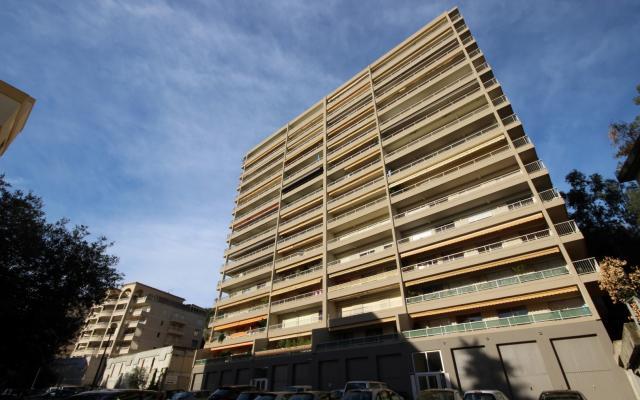 Immeuble, appartement F3 à vendre aux Sanguinaires, vue mer