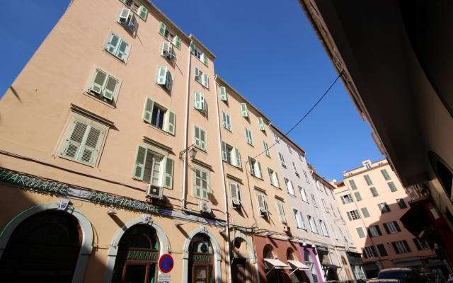 Immeuble, Appartement F4, Centre d'Ajaccio