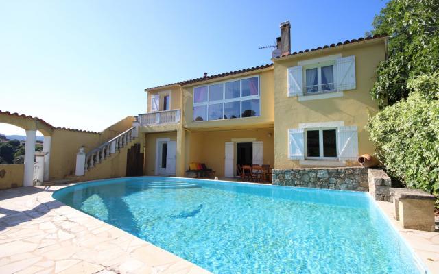 Achat ou vente maison et villa ajaccio en corse du sud for Achat maison sud france