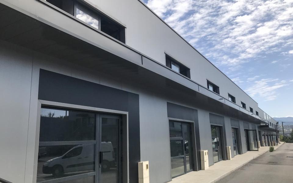 Ajaccio - Baléone - Vente Murs BRUT à usage professionnel / commercial