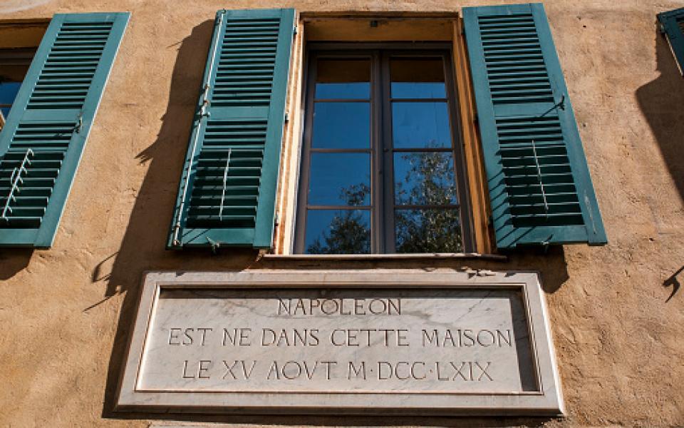 Les 4 informations que vous ne saviez peut-être pas sur la Maison Bonaparte à Ajaccio