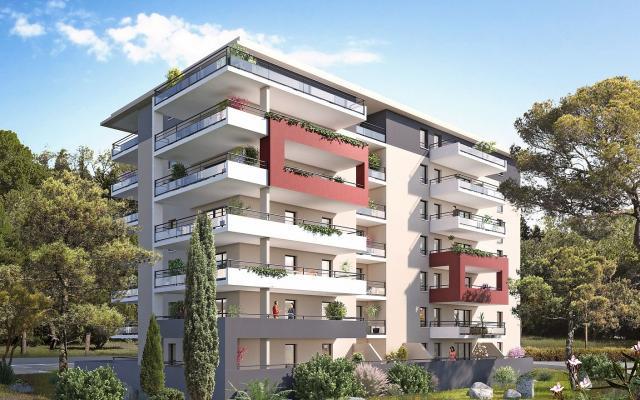 Ajaccio Programme Immobilier Neuf LES JARDINS DE TRABACCHINA