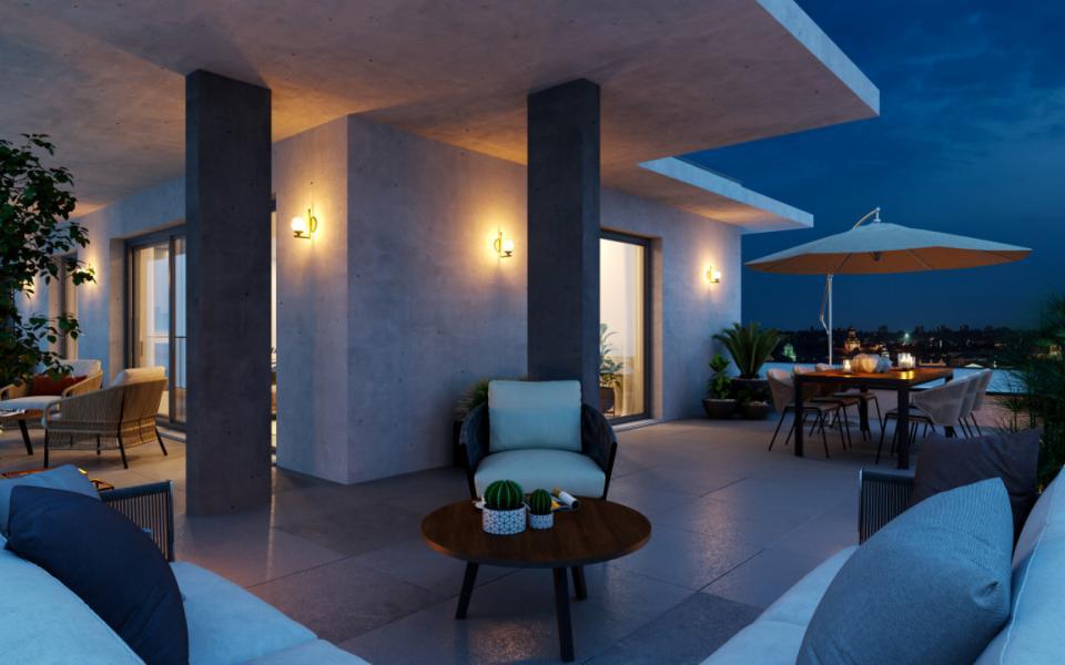 programme neuf ajaccio les jardins de livia agosta terrasse