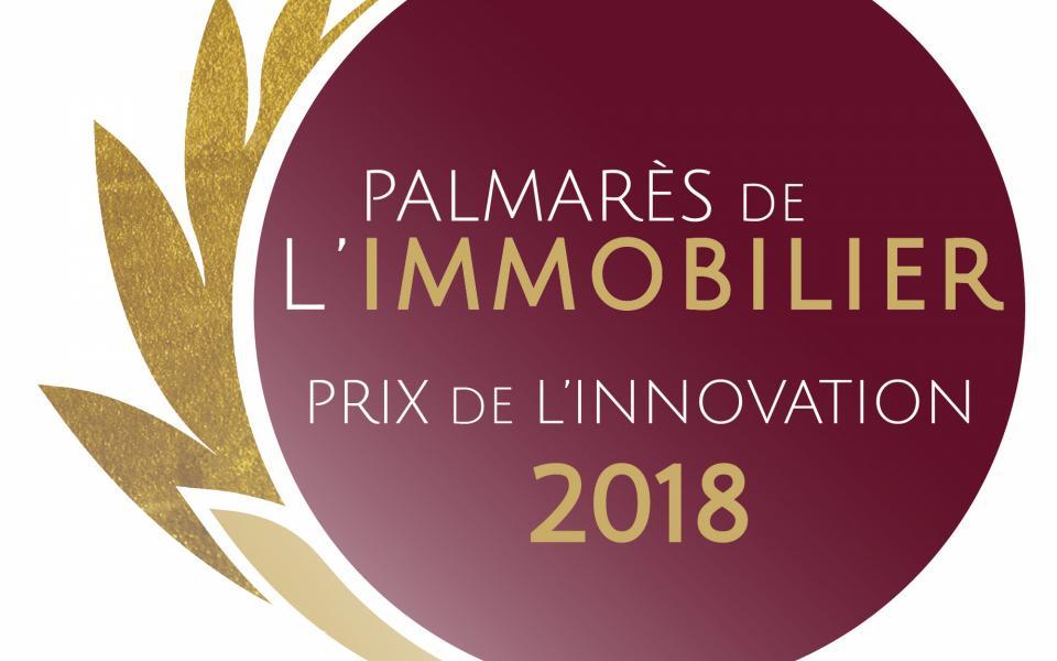 Prix de l'innovation 2018 : nous avons gagné !