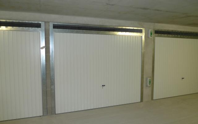En Corse, à Ajaccio, Location d'un garage à la résidence l'Albert 1er
