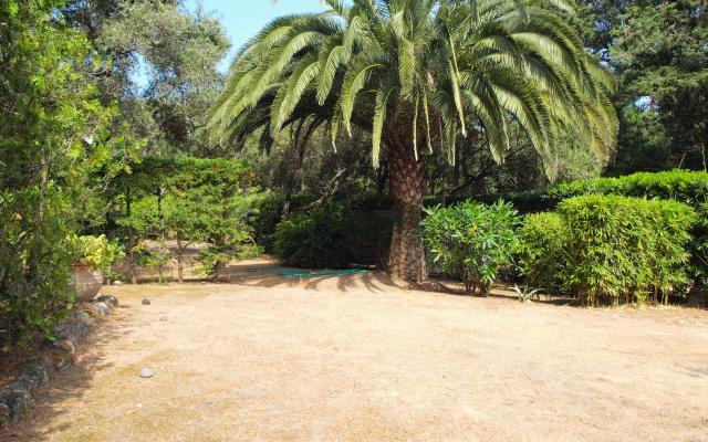 Jardin commun maison F2 - F3 Proche de la plage, Coti Chiavari
