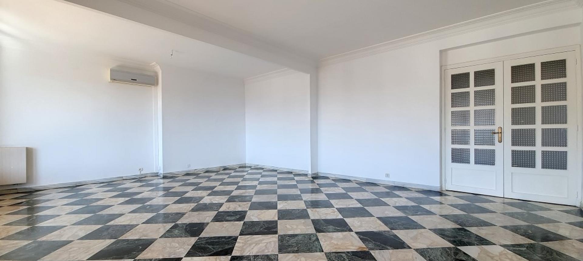 F3 à louer immeuble Masseria séjour