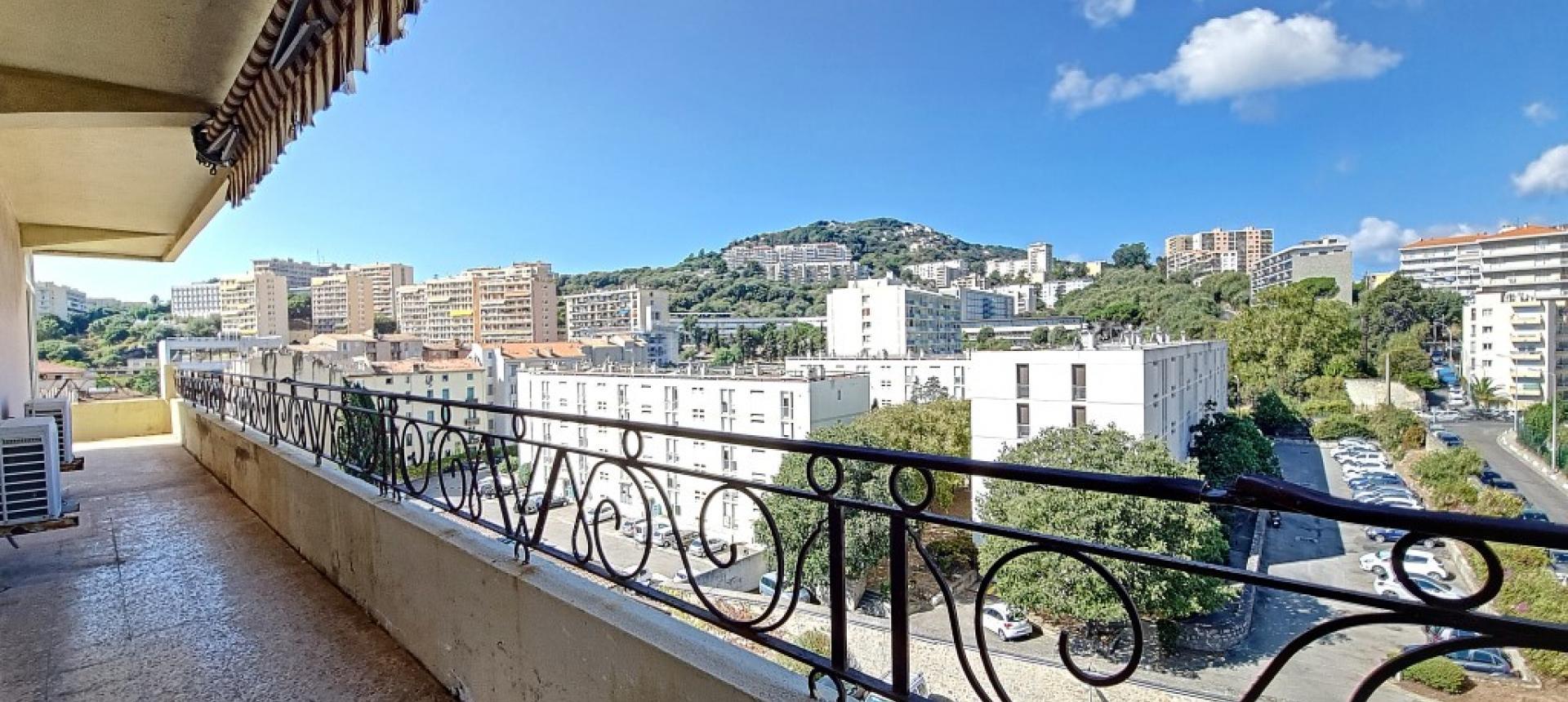 F3 à louer immeuble Masseria terrasse chambre