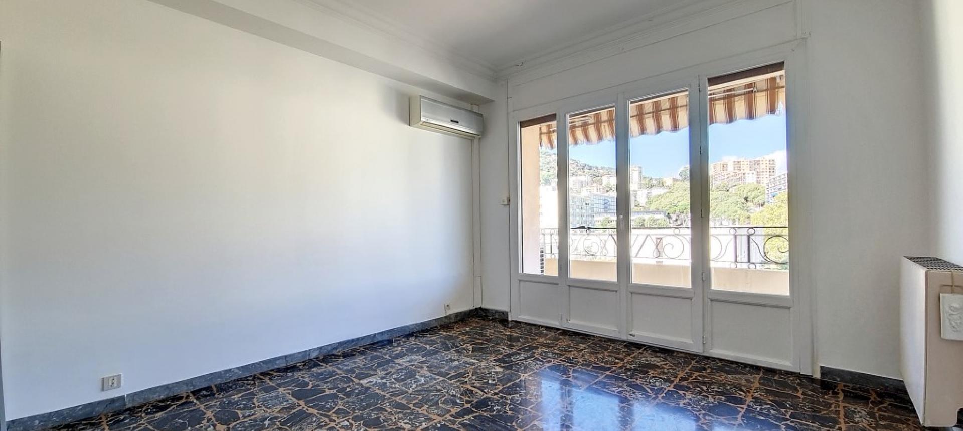 F3 à louer immeuble Masseria chambre 1