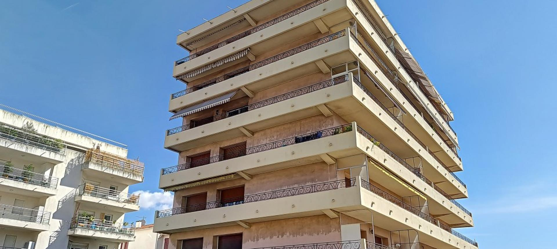 F3 à louer immeuble Masseria immeuble
