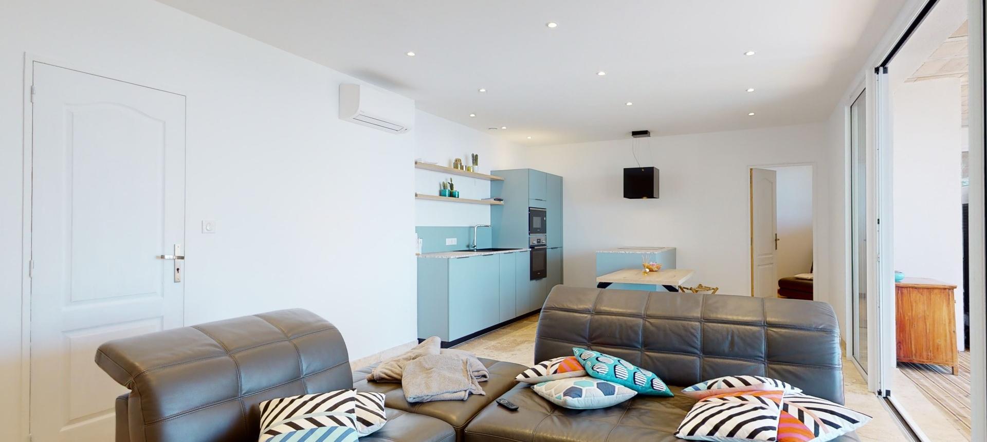 Villa ALATA appartement 2