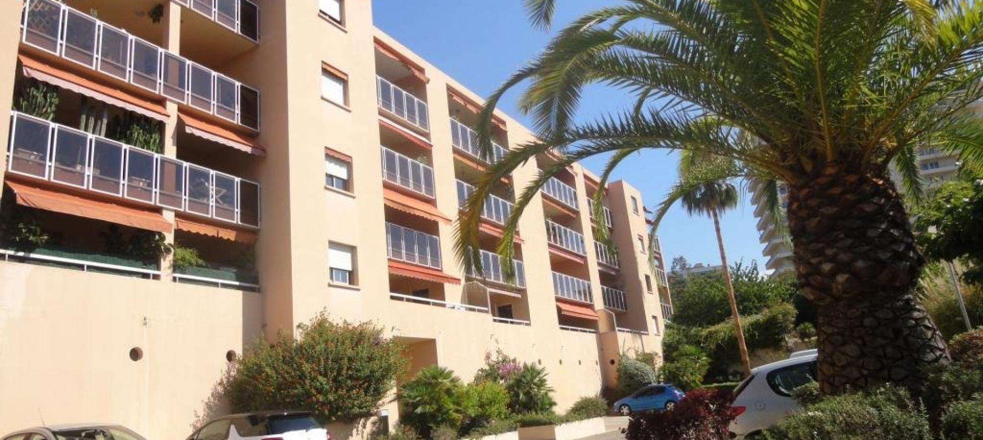 Immeuble, A vendre, appartement F3, Salario à Ajaccio en Corse