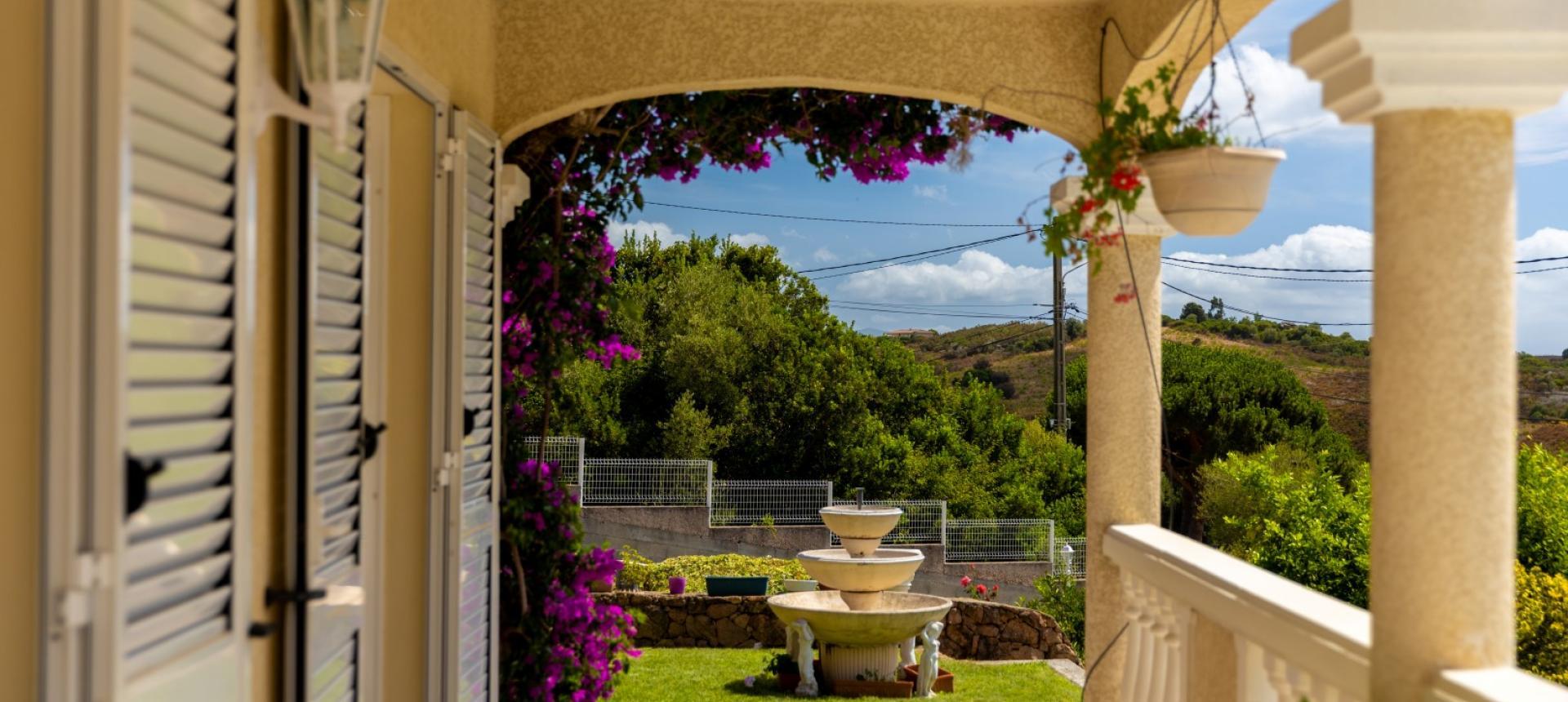 A vendre villa avec vue dégagée proche Ajaccio - AFA - TERRASSE FONTAINE