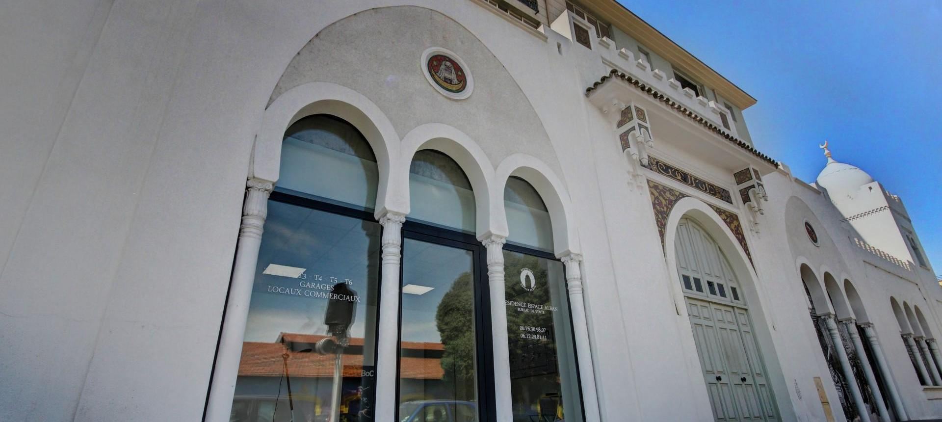 photo immeuble