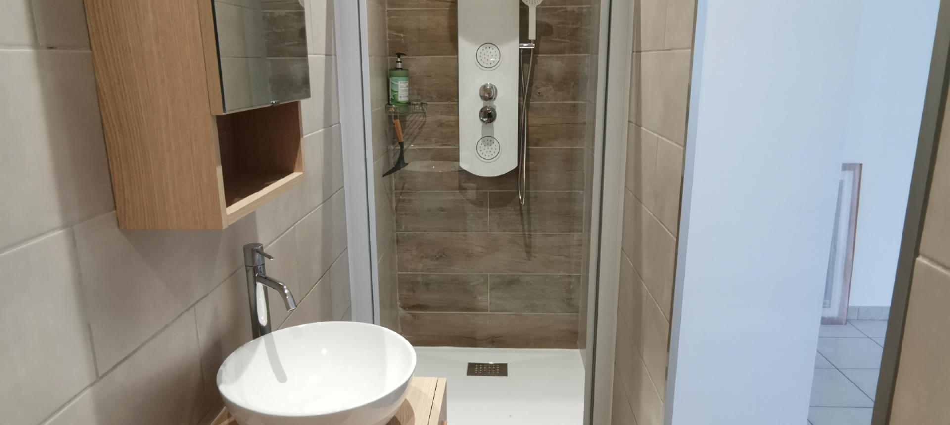 Villa à vendre proche Ajaccio - San Benedetto - Salle d'eau suite parentale