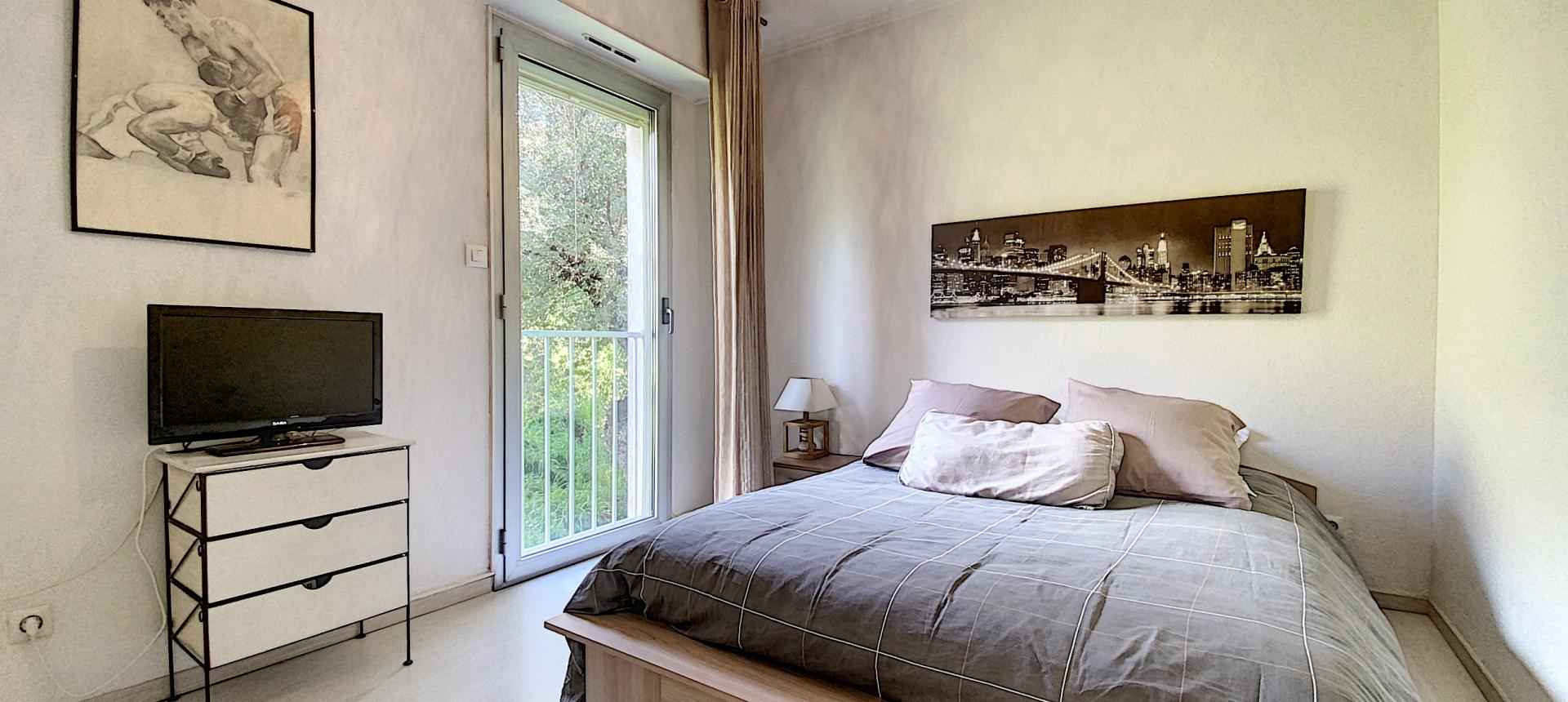 vente appartement F3 duplex ajaccio chambre1