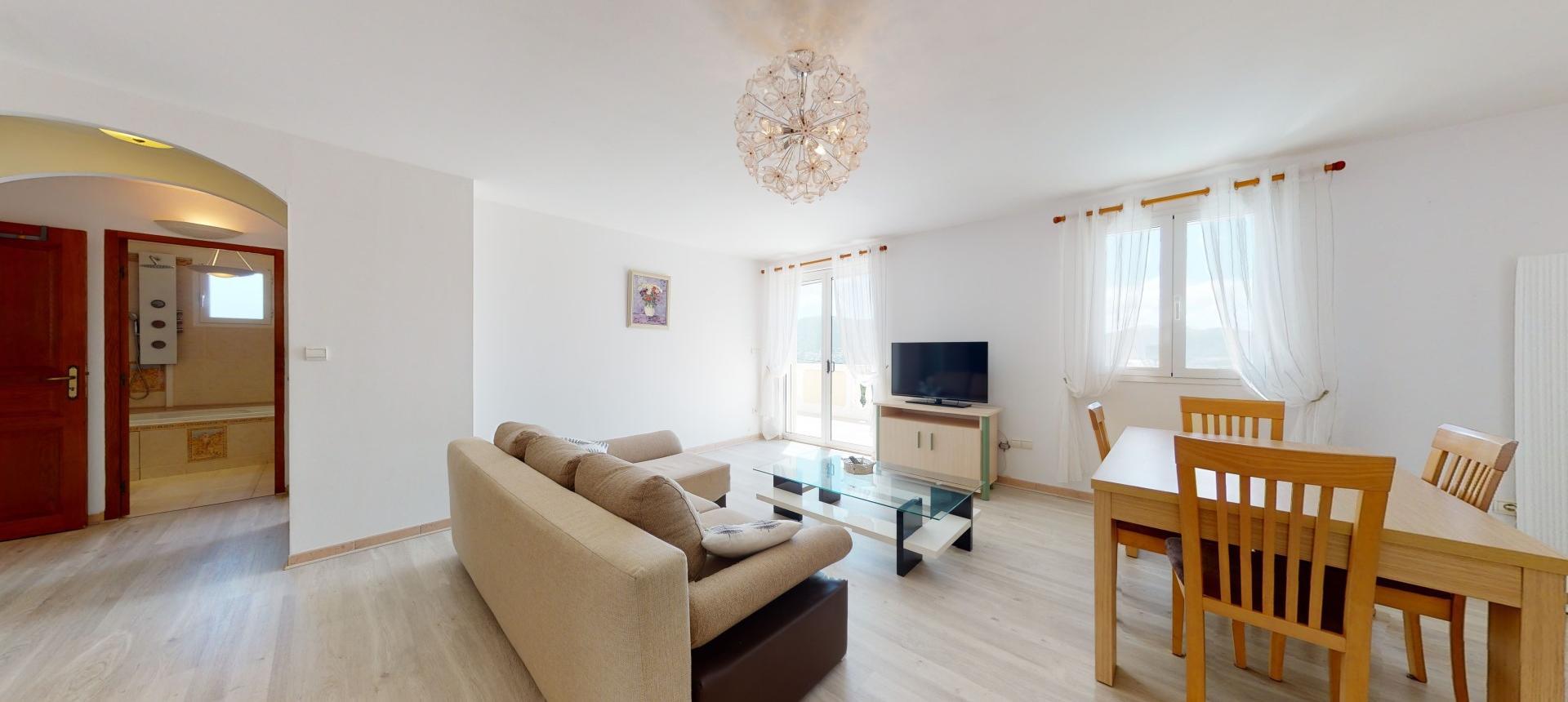 A vendre villa avec vue dégagée proche Ajaccio - AFA-SEJOUR R+1