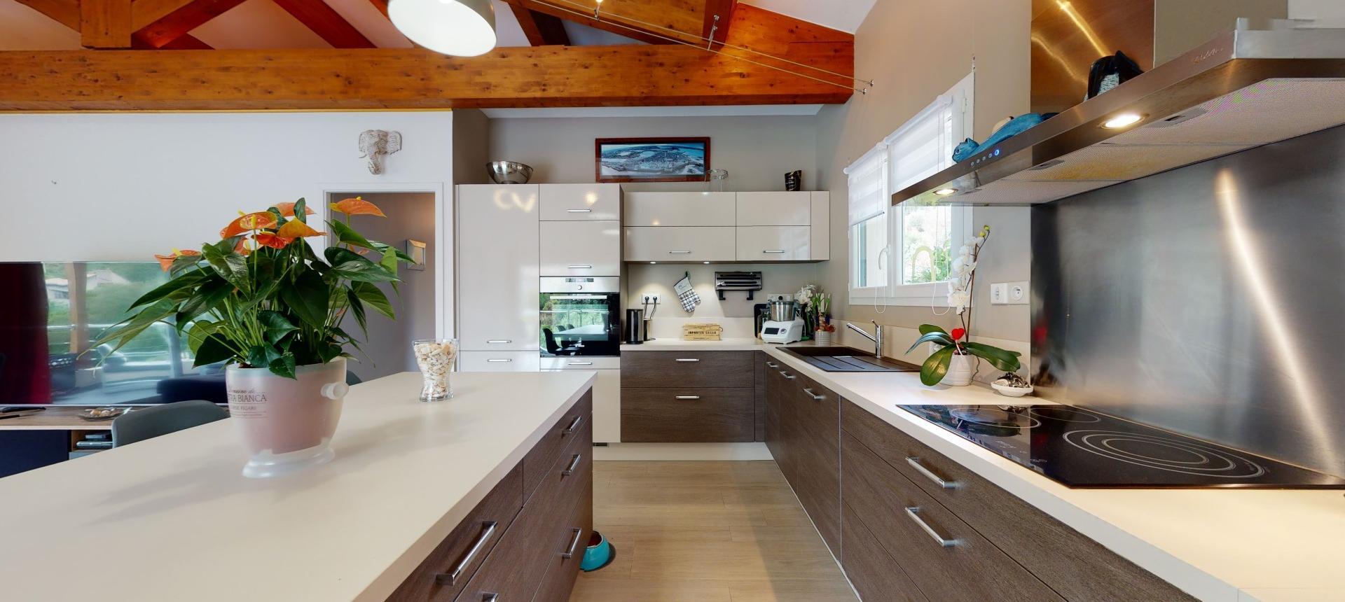 Villa à vendre proche Ajaccio - San Benedetto - Vue cuisine 1 - RDC