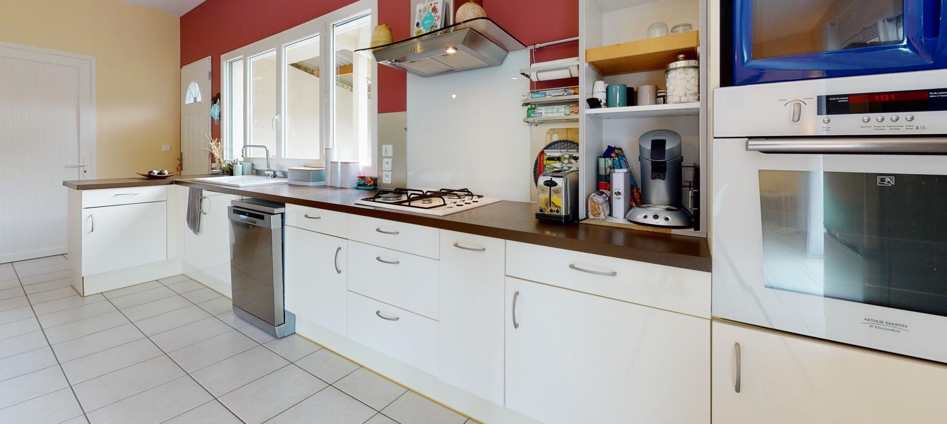 Villa à vendre proche Ajaccio - San Benedetto - Vue cuisine - RDJ