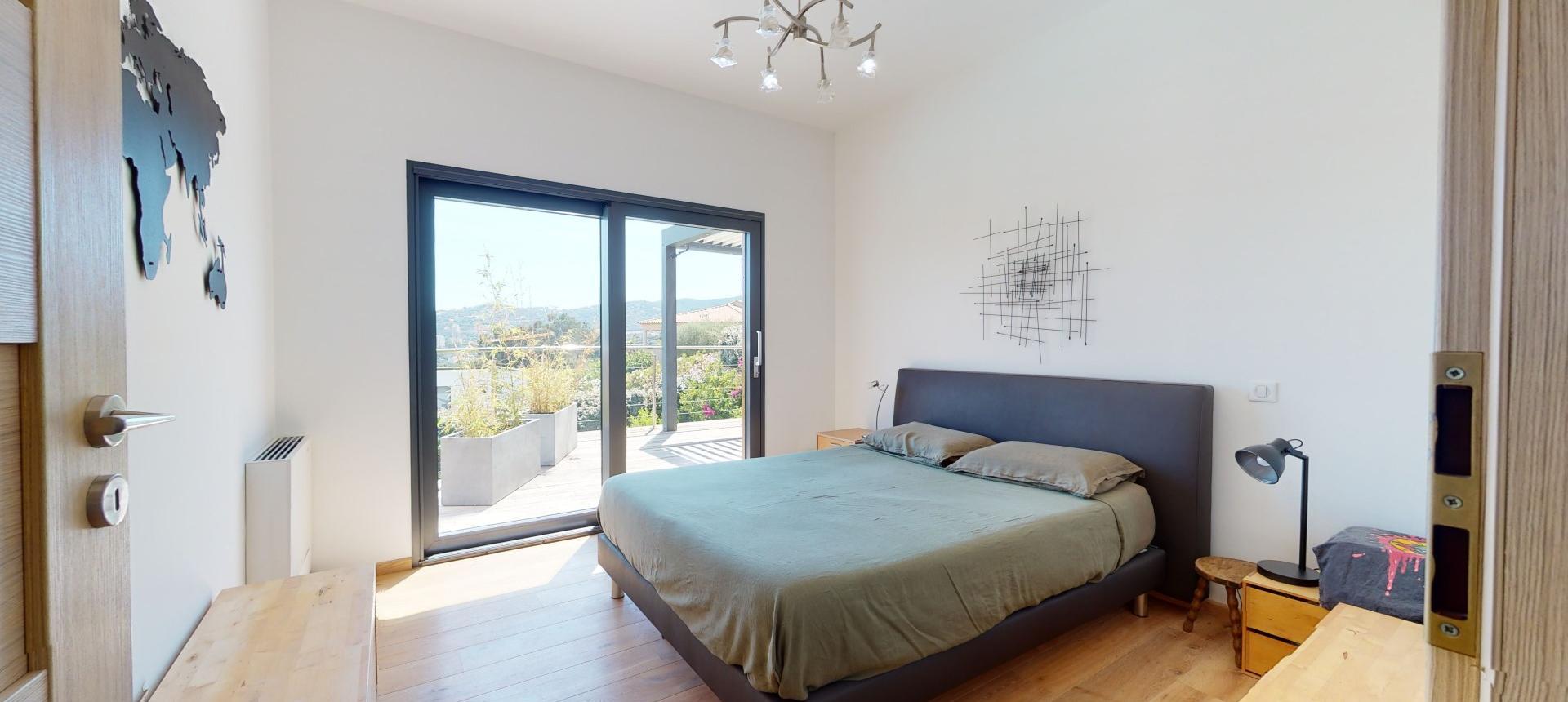 Villa d'architecte à vendre à AJACCIO chambre