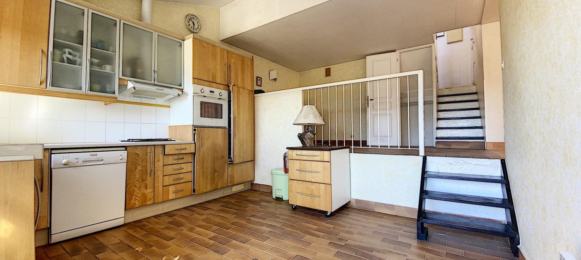 Maison à vendre à Porticcio - Rive sud Ajaccio - Cuisine