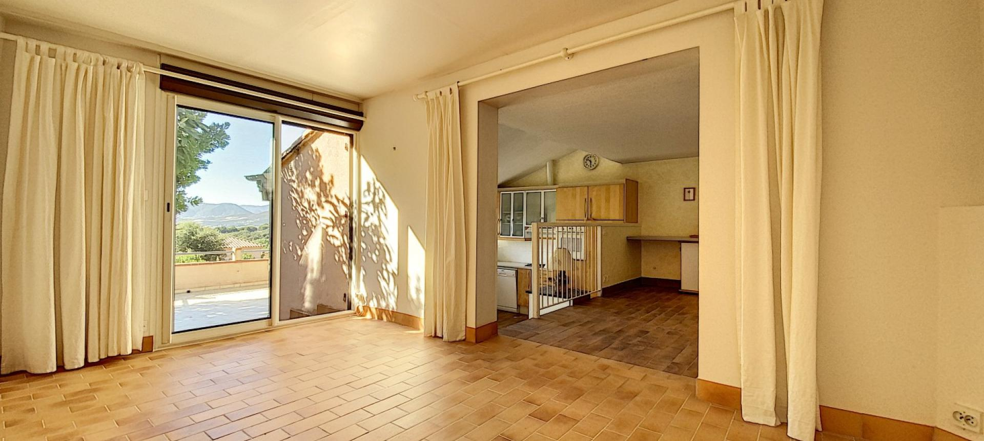 Maison à vendre à Porticcio - Rive sud Ajaccio- Sejour