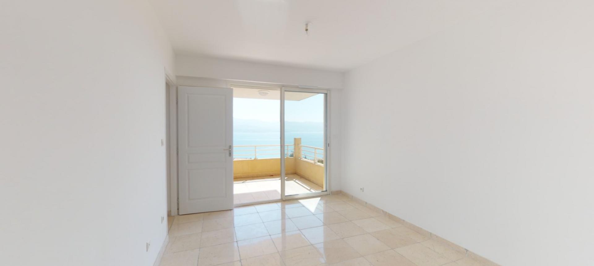 F5 à vendre vue mer Ajaccio chambre3