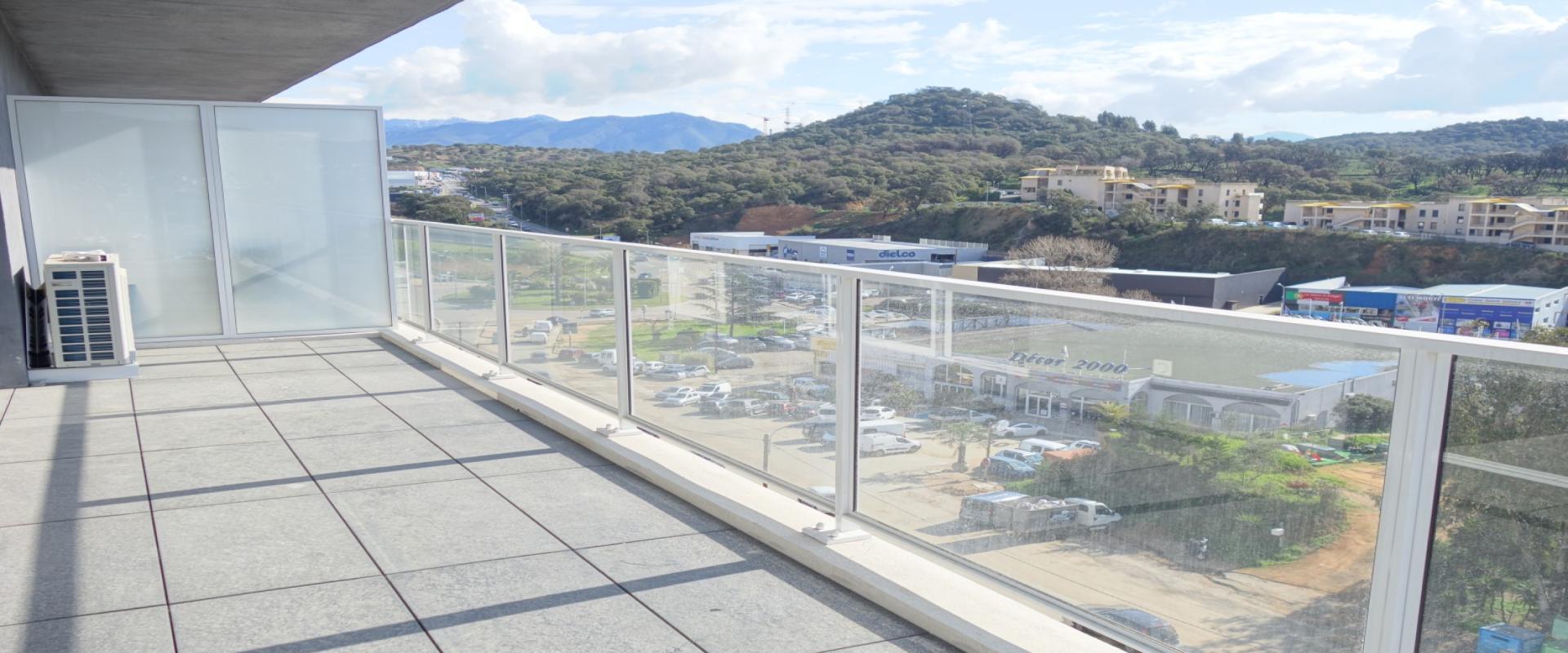 a louer f3 palmeraie terrasse