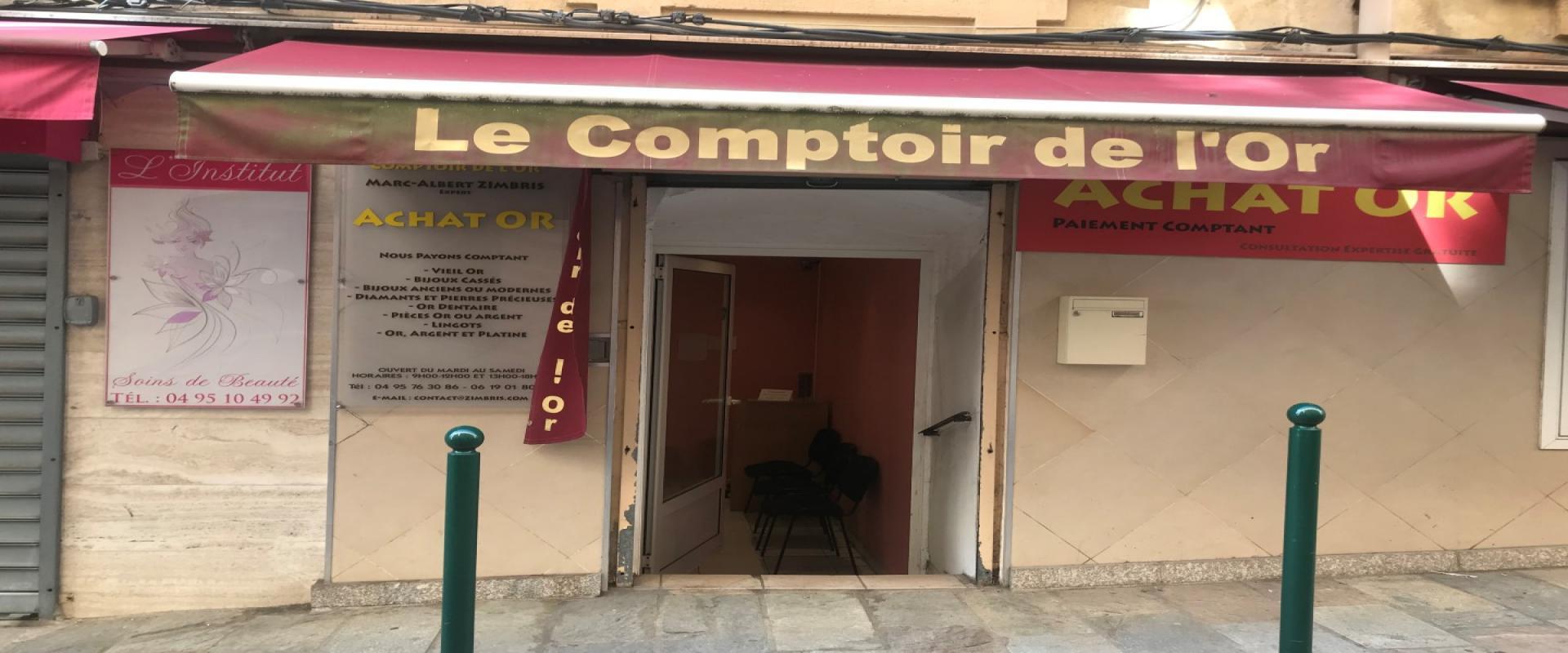 A louer local commercial centre ville enseigne
