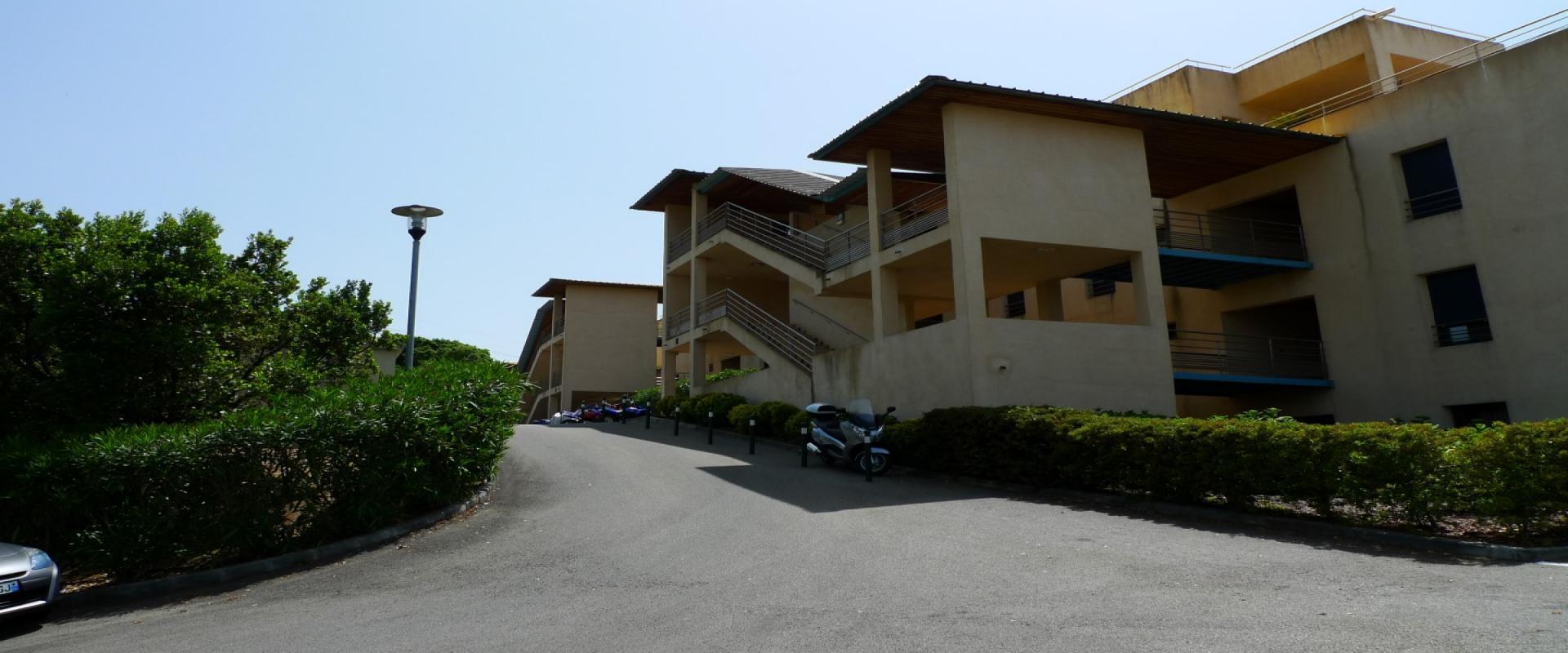 F3 STILETTO résidence